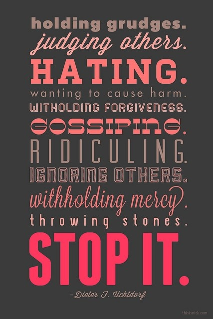 Stop It No One Likes Mean People Work Quotes Quotes That Will Gorgeous Mean People Quote