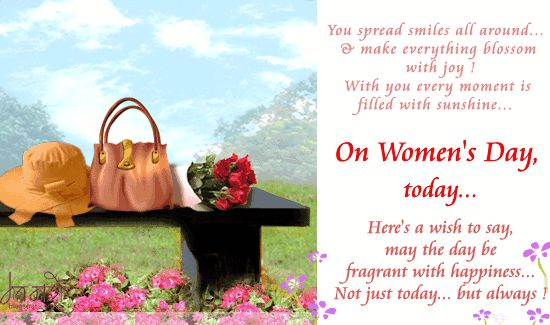 Nice Quotes Of The Day U2013 Description. International Womenu0027s Day Wishes