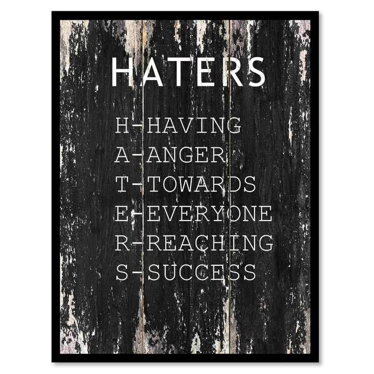 Inspirational Work Hard Quotes Haters Motivational Quote Saying