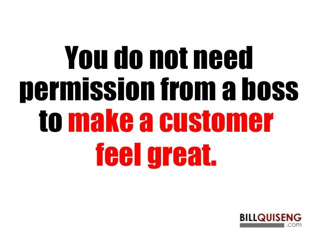 Work Quotes You Do Not Need Permission From A Boss To Make