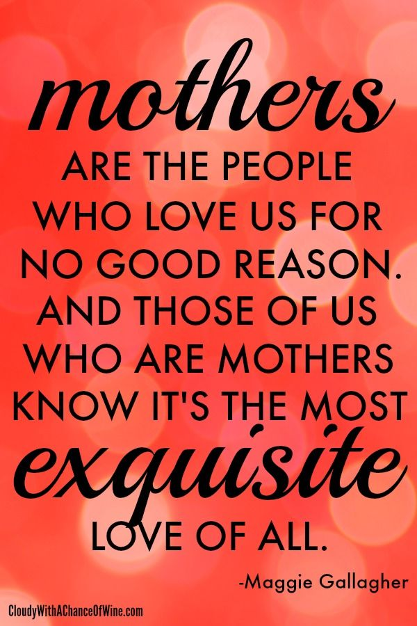 Best Work Quotes : If you've found the perfect mothers day card for