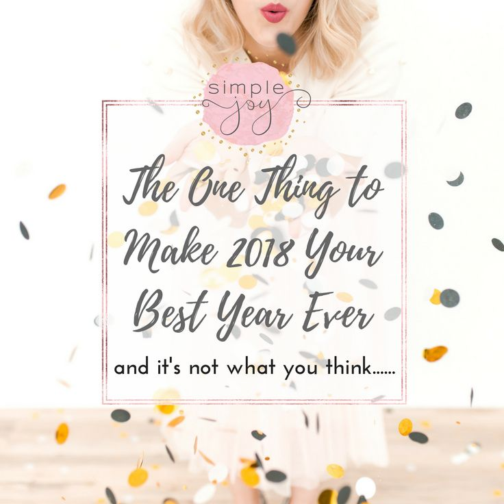 Success Work Quotes : The One Thing to make 2018 the best year ever ...