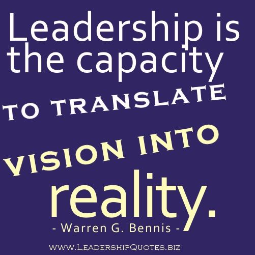 Success Motivation Work Quotes Leadership Is The Capacity To
