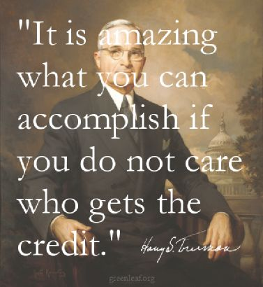 Harry Truman Quotes | Work Quotes President Harry Truman Quote For Every Leader To