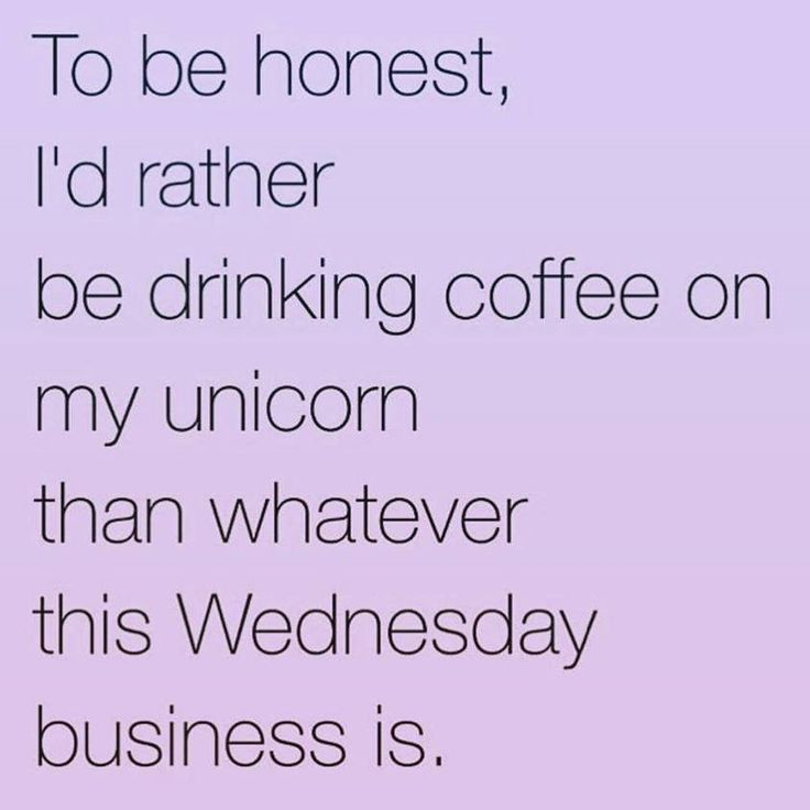 #daily #wednesday #cosmeticallyclueless #unicorn #coffee
