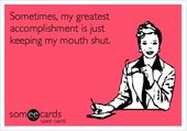 And for the ones who truely know me. You know how very hard that is for me. Lol