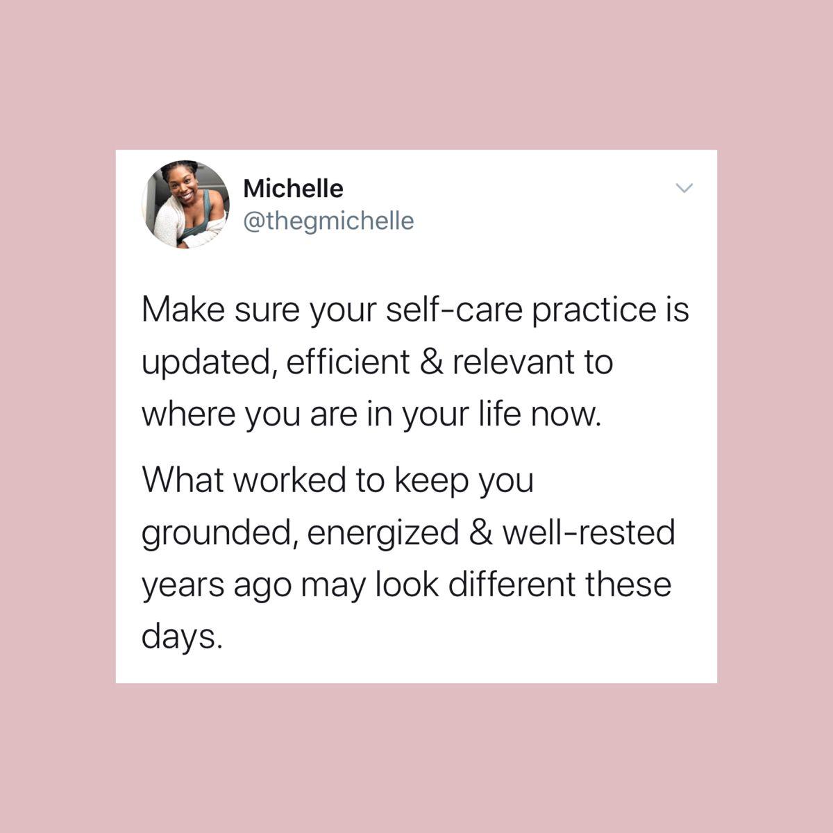 Self Explore, Self Restore | gmichelle.com
